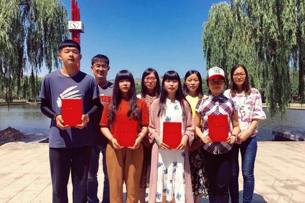 大学生英�yf����(K�_山东管理学院学生在2017年全国大学生英语竞赛中喜获佳绩